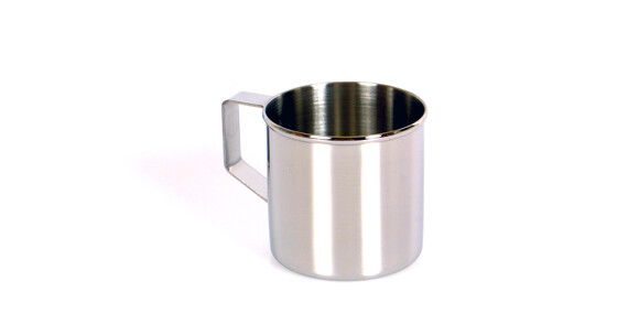 Zebra stainless steel cup